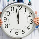 doctor-holding-clock